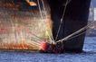 码头货轮0022,码头货轮,工业,货轮 绳索 箱子