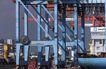 码头货轮0029,码头货轮,工业,钢架 工业 设施