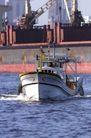码头货轮0045,码头货轮,工业,小船