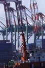 码头货轮0050,码头货轮,工业,