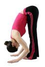 瑜珈0099,瑜珈,休闲,双手 按地 练习