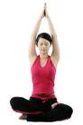 瑜珈0101,瑜珈,休闲,盘腿 瑜珈 健身