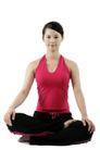 瑜珈0102,瑜珈,休闲,坐立 姿势 瘦身
