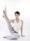 瑜珈0113,瑜珈,休闲,抬腿 瑜珈 健身