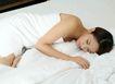 女性休闲0026,女性休闲,休闲,睡着 浴巾 渡假