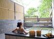 温泉休闲0014,温泉休闲,休闲,美人 洗浴 茶壶