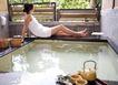 温泉休闲0027,温泉休闲,休闲,桶子 茶杯 浴吊