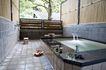 温泉休闲0031,温泉休闲,休闲,澡池 宽敞布置