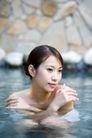 温泉休闲0045,温泉休闲,休闲,在水里 泡温泉