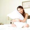 美颜化妆0072,美颜化妆,休闲,怀抱 白色 枕头