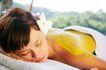 阳光SPA0005,阳光SPA,休闲,背上 涂满 黄泥