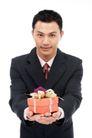 办公男性0027,办公男性,商业,送礼 神情 礼盒