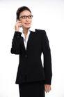 女性上班族0004,女性上班族,商业,黑眼镜 侧身 注意