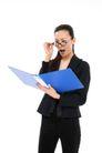 女性上班族0012,女性上班族,商业,惊叹 文件 意外