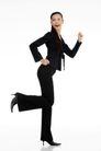 女性上班族0023,女性上班族,商业,文员 高跟鞋 长腿