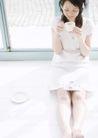 女性轻松淋浴0169,女性轻松淋浴,生活,白色地板
