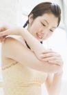 女性轻松淋浴0173,女性轻松淋浴,生活,清爽女孩 弯曲手臂 雪白肌肤