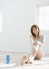 女性轻松淋浴0188,女性轻松淋浴,生活,坐地上 沐浴露
