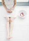 女性轻松淋浴0198,女性轻松淋浴,生活,心形图案