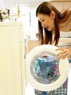 居家日常0040,居家日常,生活,打开洗衣桶