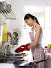 居家日常0055,居家日常,生活,洗碗 厨房琐事 家庭主妇