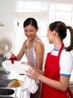 居家日常0071,居家日常,生活,厨房 洗碗 整理