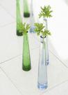 植物与空间0172,植物与空间,生活,居室一角 长颈瓶 小棵植物