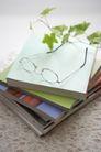 简单生活静物0125,简单生活静物,静物,书 眼睛 树枝