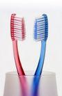口腔卫生0068,口腔卫生,静物,两根牙刷