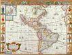 古老的地图0016,古老的地图,静物,美洲 大陆 发现