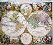 古老的地图0026,古老的地图,静物,图片 版块 地图