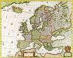 古老的地图0033,古老的地图,静物,欧洲国界 资本主义世界