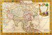 古老的地图0044,古老的地图,静物,版图