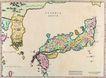 古老的地图0050,古老的地图,静物,