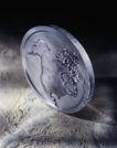 地球0071,地球,静物,硬币 北美洲 大陆