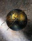 地球0072,地球,静物,地球 模型 轨迹