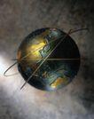 地球0076,地球,静物,东亚 华夏 文明