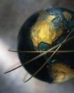 地球0078,地球,静物,突出 美洲 大陆