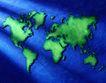 地球0084,地球,静物,绿色板块
