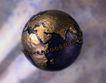 地球0094,地球,静物,地球仪 陆地 分布