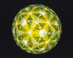 神奇球体0052,神奇球体,静物,球 立体 花纹