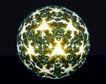 神奇球体0073,神奇球体,静物,花纹 包裹 光球