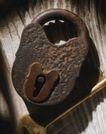 静物0056,静物,静物,锁 木门 钥匙