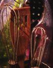 静物0094,静物,静物,木勺 罩子 厨具