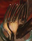 静物0097,静物,静物,叉子 不锈钢 刀子