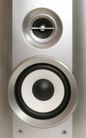 音响视听0057,音响视听,静物,家电 扩音器 圆