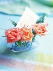 花艺摆设0296,花艺摆设,风景,玫瑰花 桌台 鲜花