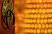 东方民俗庙宇0017,东方民俗庙宇,文化,八卦 图象 闪烁
