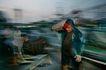 台湾生命力0025,台湾生命力,文化,雨衣 工人 装卸