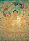 西藏风光0036,西藏风光,文化,极乐世界 神像